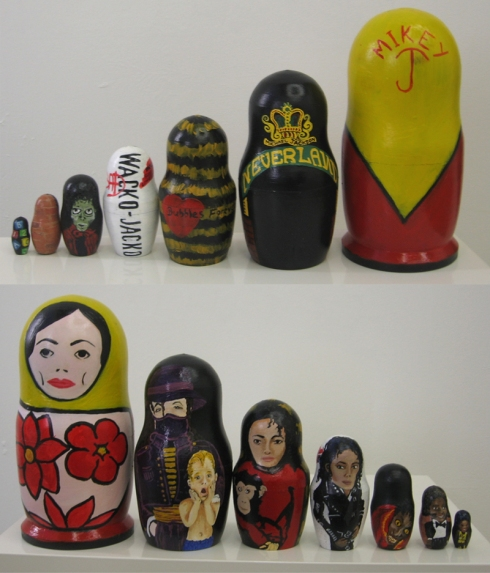 Painted Russian Dolls